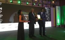 AFRICAN BANKER AWARDS 2017 :  Amadou Ba récompensé