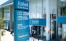 Banques : Ecobank Côte d'Ivoire dégage un résultat net de 4, 969 milliards de FCFA au 31 Mars 2018