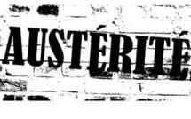 L'austérité, çà ne marche pas !