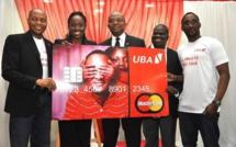Banque : UBA et MasterCard se donnent la main